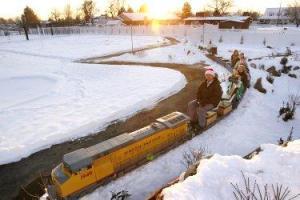 Stringtown Polar Express