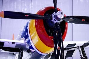 P-47 Thunderbolt at Lone Star Flight Museum