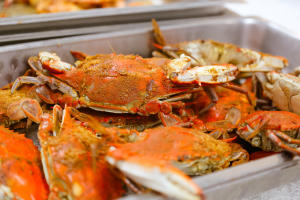 OBX seafood, blue crabs, O'Neal's Sea Harvest