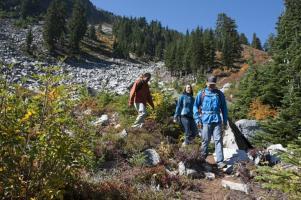 Stevens Pass Hiking