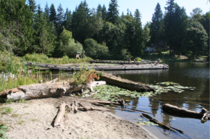 Flowing Lake Campground