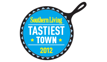 Southern Living - Tastiest Town 2012