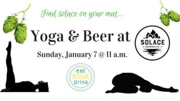 Yoga & Beer at Solace