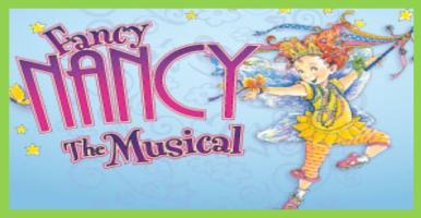 Fancy Nancy at TMP