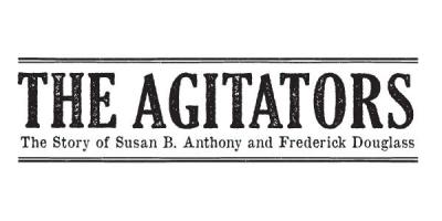 Logo for The Agitators at Geva Theatre