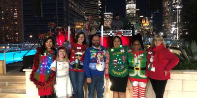 Houston Insiders - Holiday Party