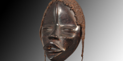 Charles Jones African Art Gallery Mask