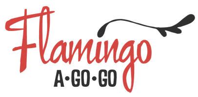 Flamingo A-Go-Go Logo