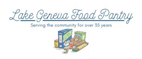 Lake Geneva Food Pantry Logo