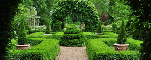 Wegerzyn Gardens