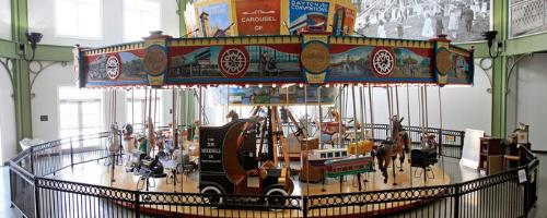 carousel of innovation