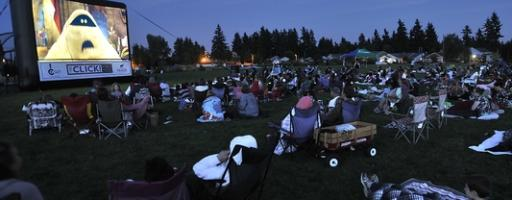 Copy of Movies in the Park