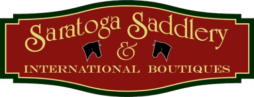 Saratoga Saddlery International Boutiques Logo