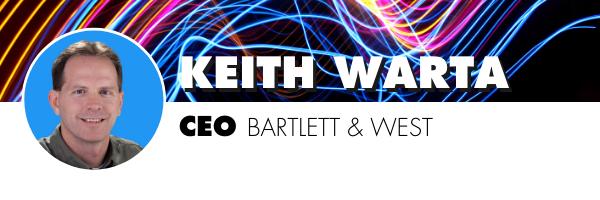 annual meeting keynote speaker keith warta