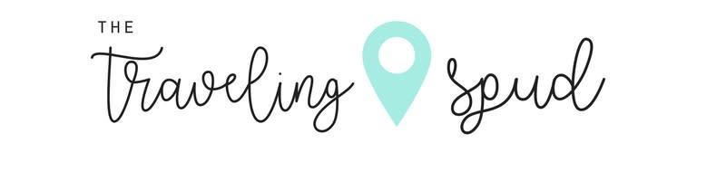 Traveling Spud Logo