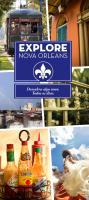 Explore New Orleans Portuguese Cover