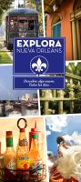 Explore New Orleans Spanish Cover