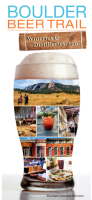 Beer Trail Brochure