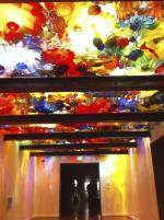 Persian Ceiling - Chihuly Garden and Glass in Seattle