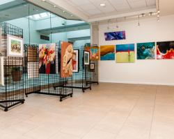 Charlotte Arts Gallery in Port Charlotte Town Center Mall