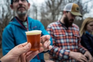 Tupper Lake Craft Beer and Cross-country skiing
