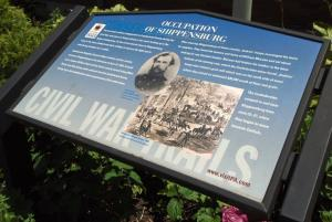 Occupation of Shippensburg Marker