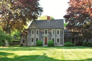 Captain Daniel Halsey House by Averitt Buttrey 2020