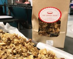 The Upper Crust Pecan Pie Granola Overland Park Holiday Shopping List