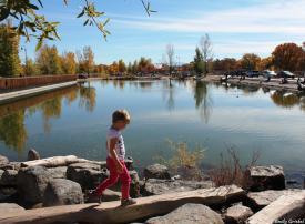 Tingley Beach: A Refreshing Albuquerque Respite