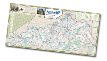 Kentucky Official Highway Map