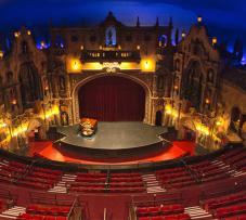 Tampa Theatre Interior