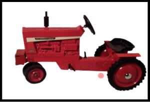 Red Power Round Up Toy