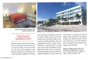 Weston's Wanna B Inn in American Journal