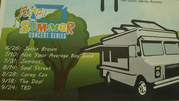 Brownsburg Summer Concert Series and Food Truck Rally