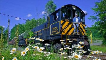 Cooperstown & Charlotte Valley Railroad.