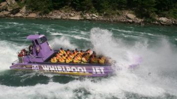 Whirlpool Jet Boat Tours - Photo Courtesy of Whirlpool Jet Boat Tours - Alex Eddie - Digital Media M