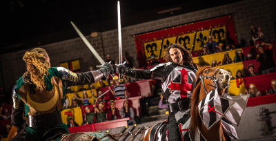 Medieval Times Web Banner