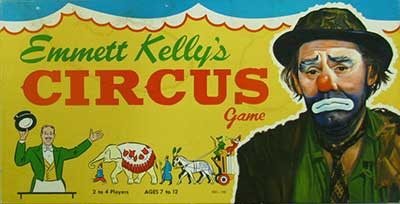 Emmett Kelly game