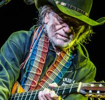 Willie Nelson's Outlaw Music Festival Tour