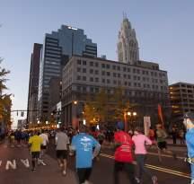 Nationwide Children's Hospital Columbus Marathon & 1/2 Marathon