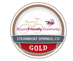 Bicycle Friendly Community Gold