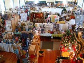 Shaker Christmas Craft Fair