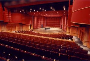 Zoellner Arts Center Baker Hall