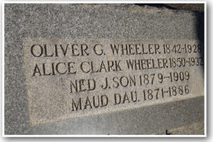 Oliver-Wheeler-headstone