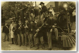 Hesston-Steam-Museum-Civil-War-Days