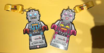 legoland activity pack