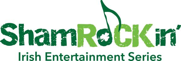 Shamrockin' Irish Entertainment Series Logo