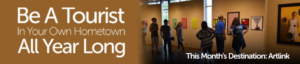 Be A Tourist All Year Long - Artlink