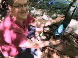 geo-caching-finger-lakes-mike-discovery