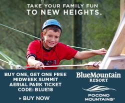 2018 - Summer Co/Op - Online - Blue Mountain Resort